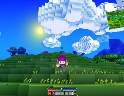 Cube World: Looking Good