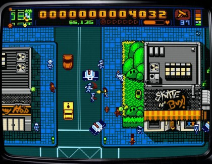 I Love Retro City Rampage