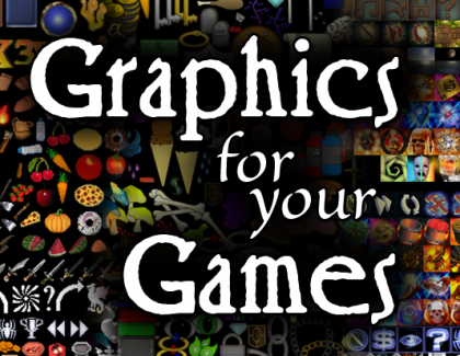 Need Graphics For Your Game? How About Indie Graphics Builder!