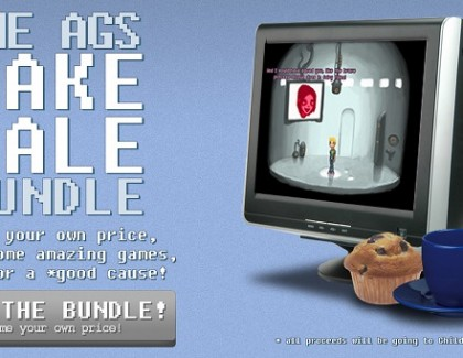 The Adventure Game Bake Sale Bundle