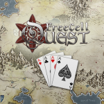 FreeCell Quest Brings FreeCell To The Next Level