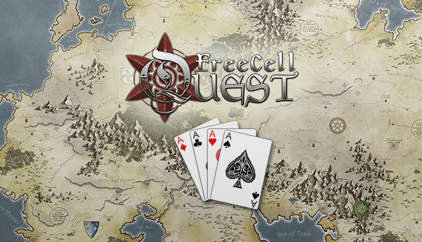 FreeCell Quest Logo