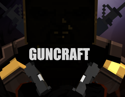Guncraft Comes to Steam