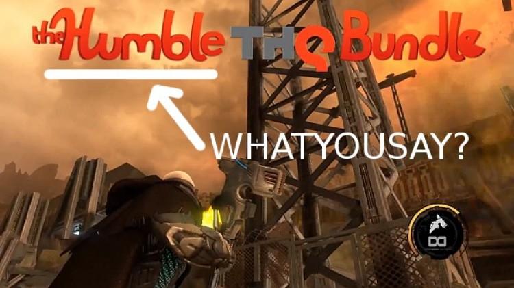 Humble Indie Bundle Not So Humble? Nah. It's Fine.