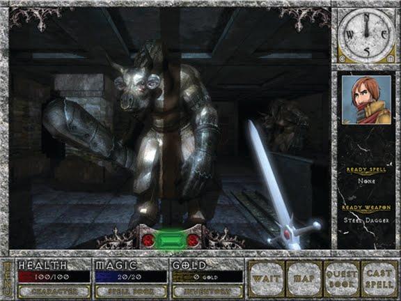 Malevolence: Sword of Ahkranox Screenshot