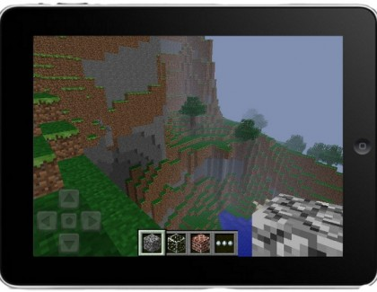 Minecraft on iOS (iPhone, iPad) and Android