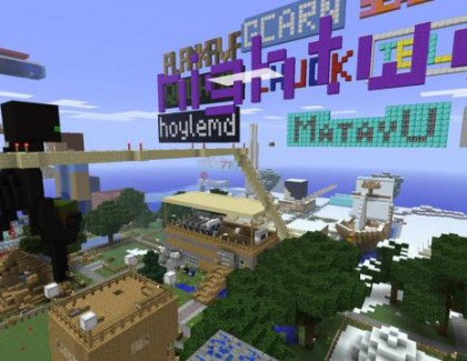 Game of The Day #1: Minecraft