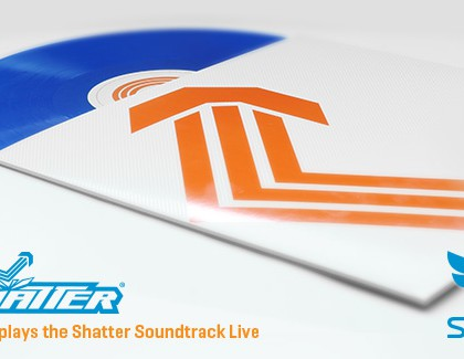 Listen to the Shatter Soundtrack, Live