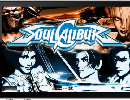 Soul Calibur on iOS