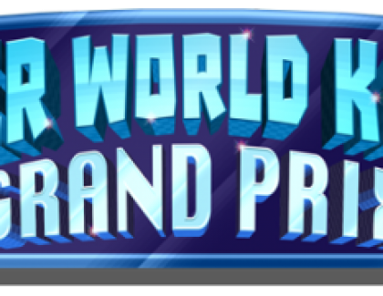 Fund This Game: Super World Racer