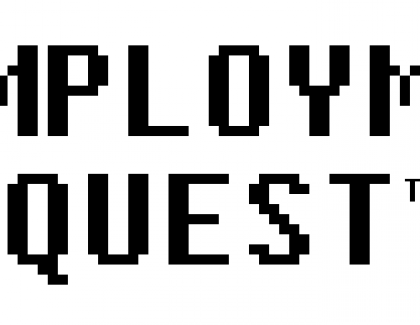 Unemployment Quest Goes Gold!